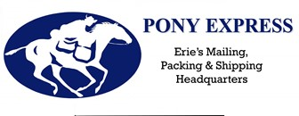 Packing, Shipping, Mailing | Erie, PA | Pony Express